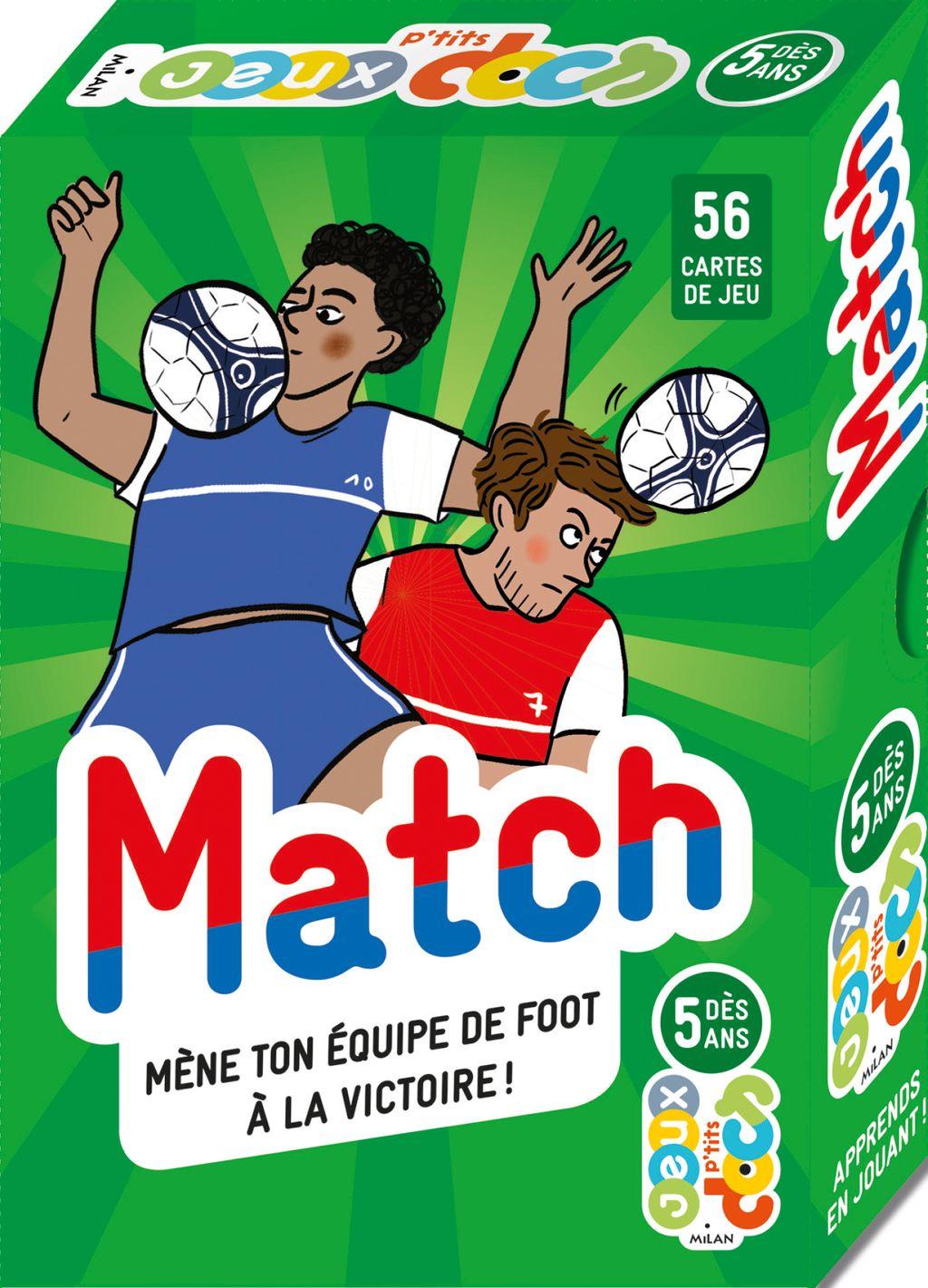 Couverture de «Match»