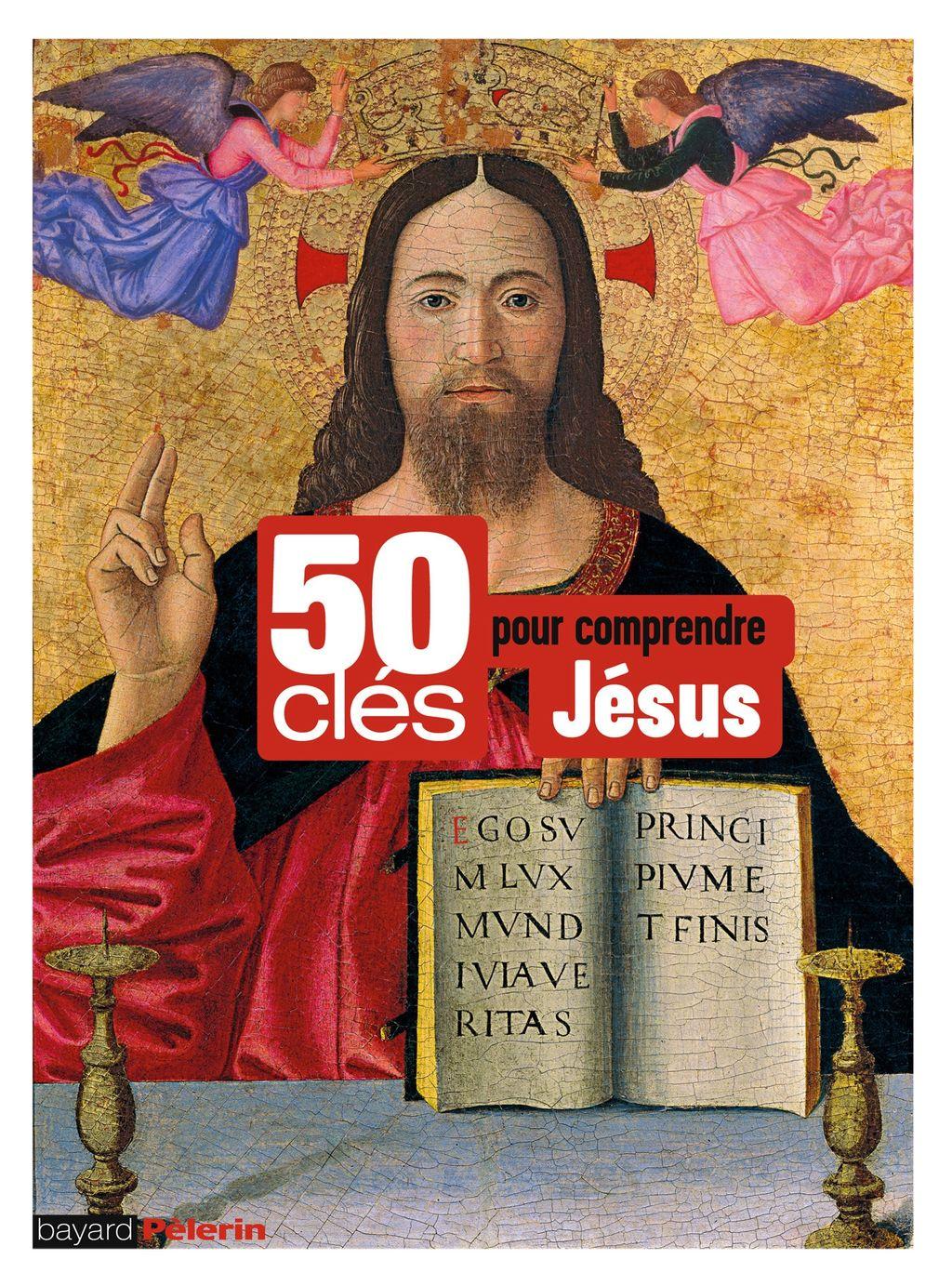 «50 clés pour comprendre Jésus» cover