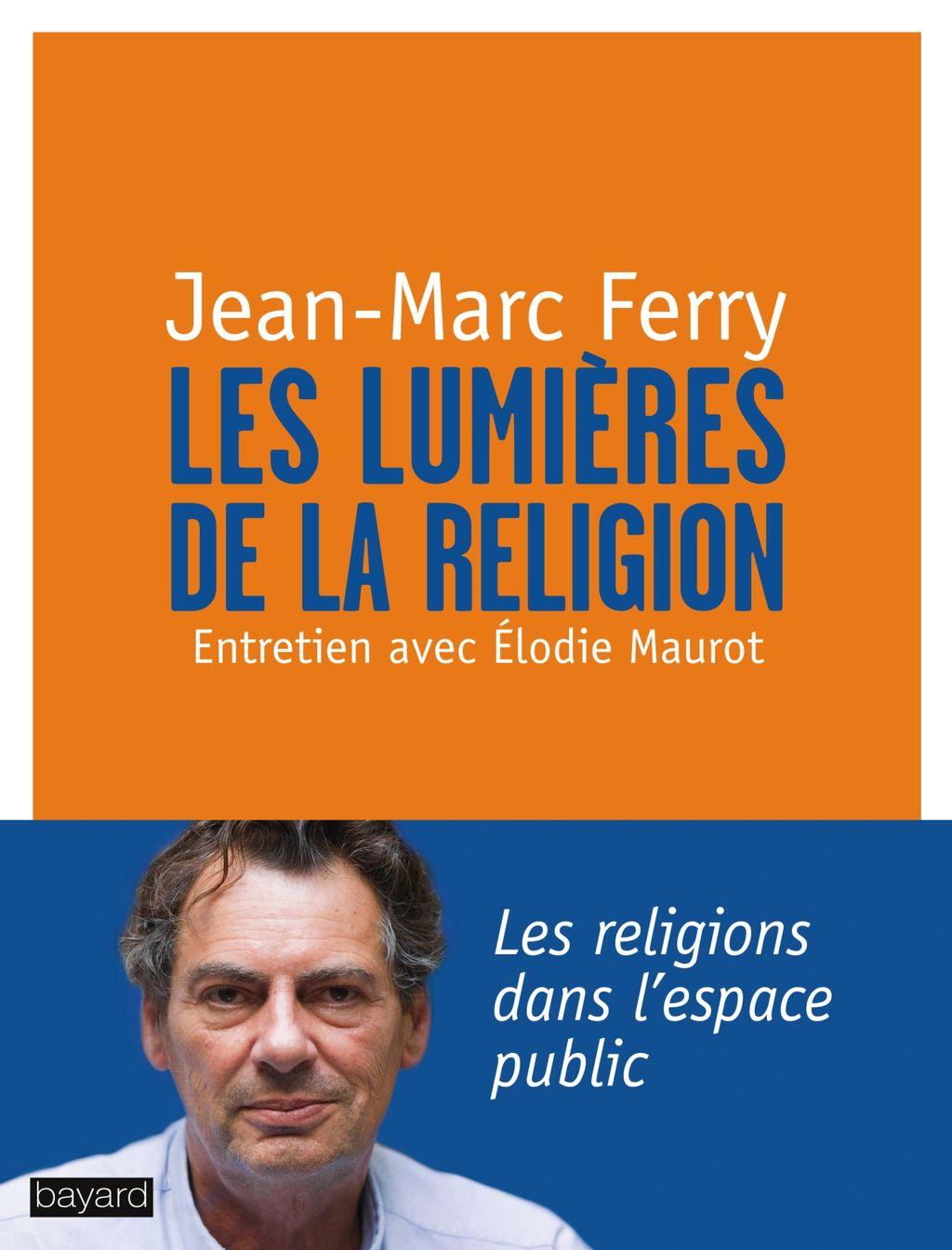 «LES LUMIÈRES DE LA RELIGION» cover