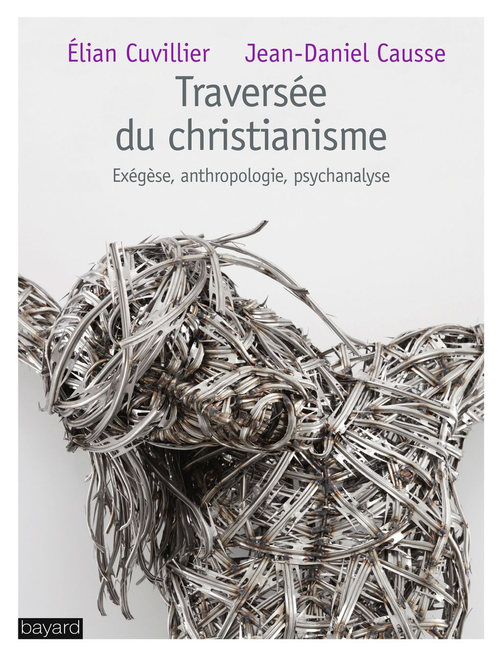 Couverture de « TRAVERSEE DU CHRISTIANISME »