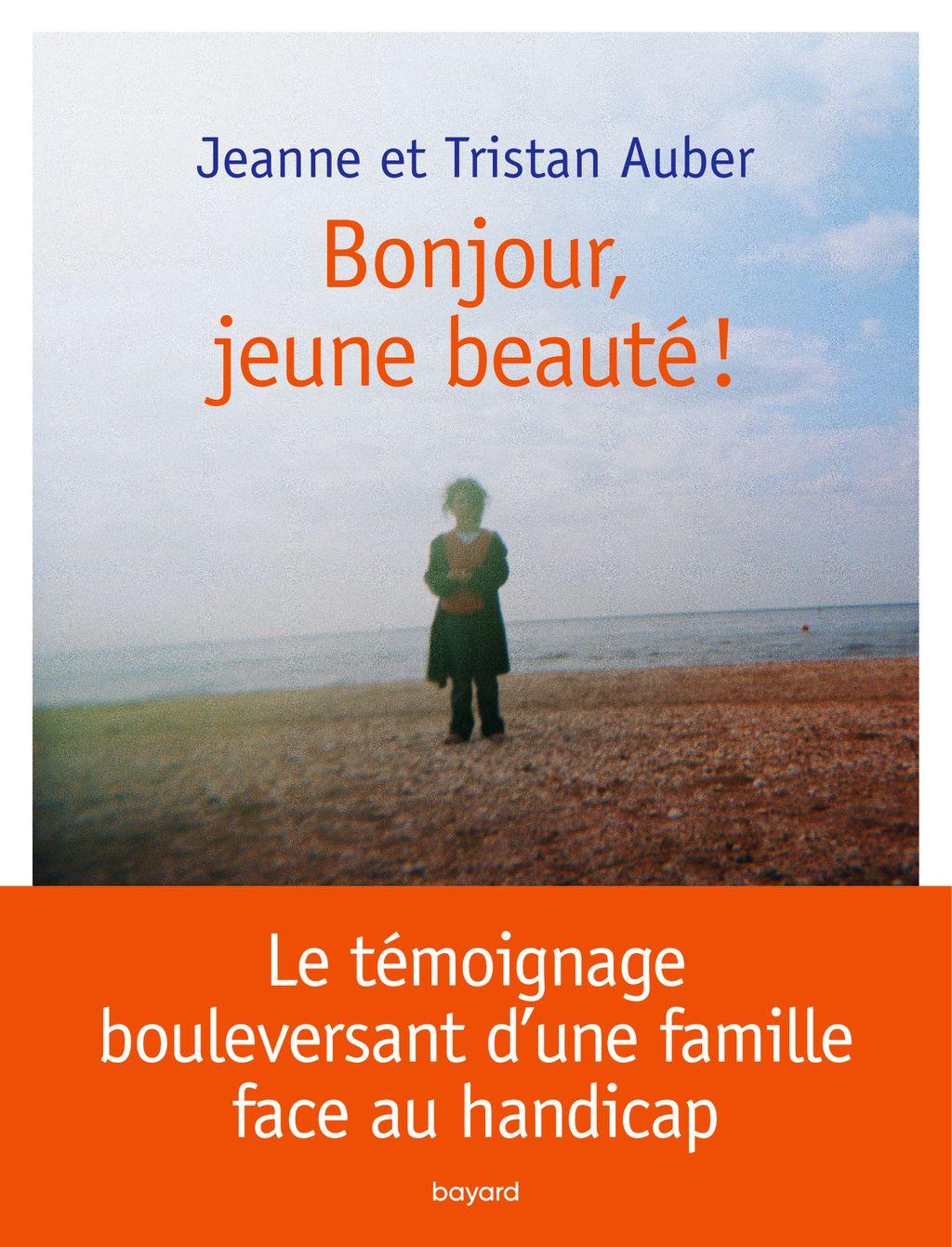 Couverture de «BONJOUR, JEUNE BEAUTE !»