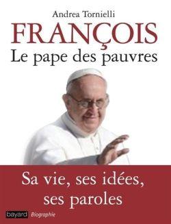 Couverture de «FRANÇOIS LE PAPE DES PAUVRES»
