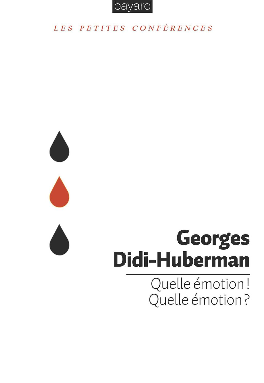 Couverture de « QUELLE EMOTION ! QUELLE EMOTION ? »