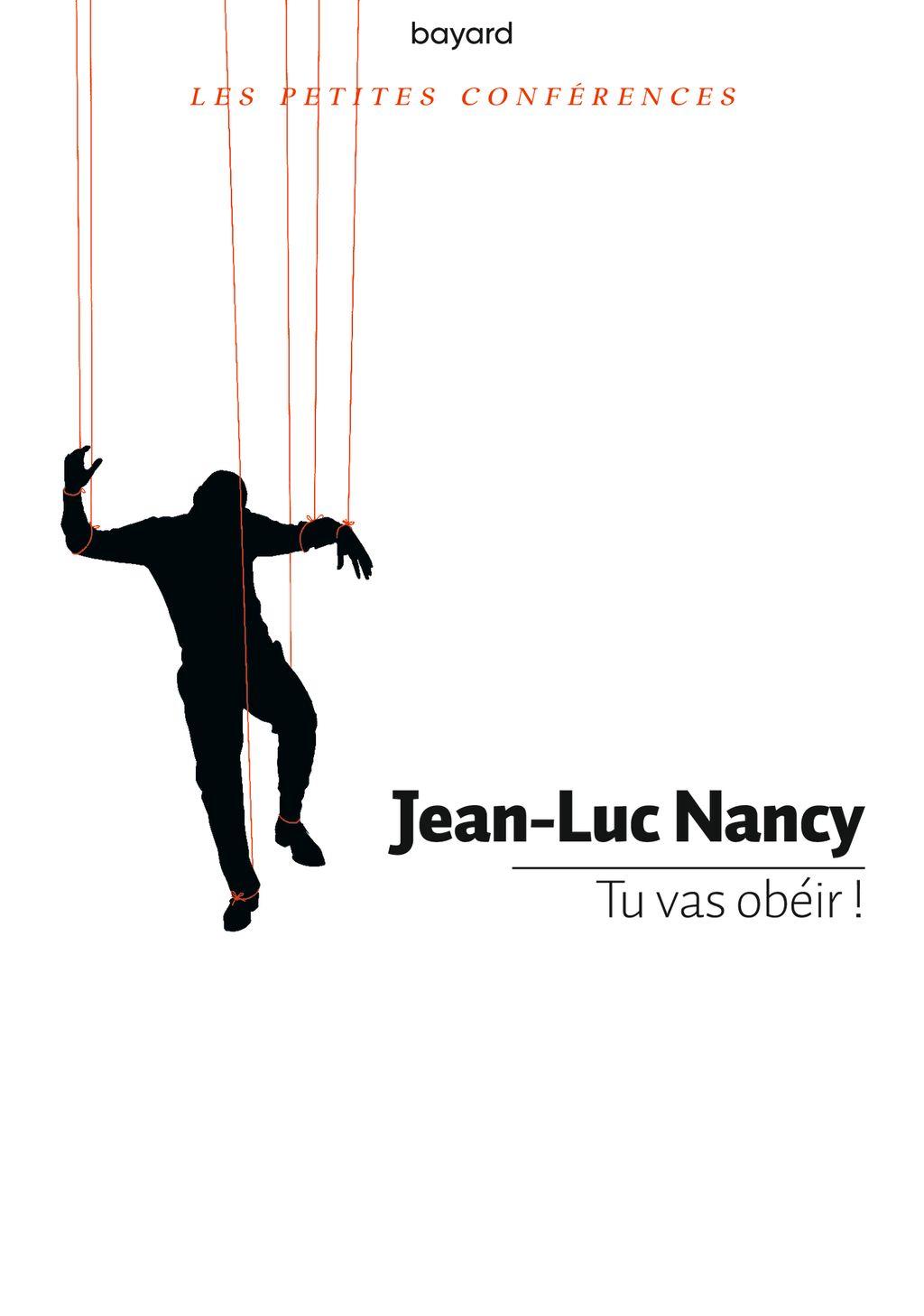 «TU VAS OBÉIR !» cover