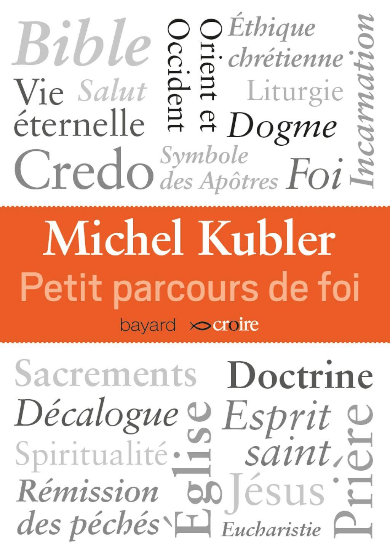«PETIT PARCOURS DE FOI» cover