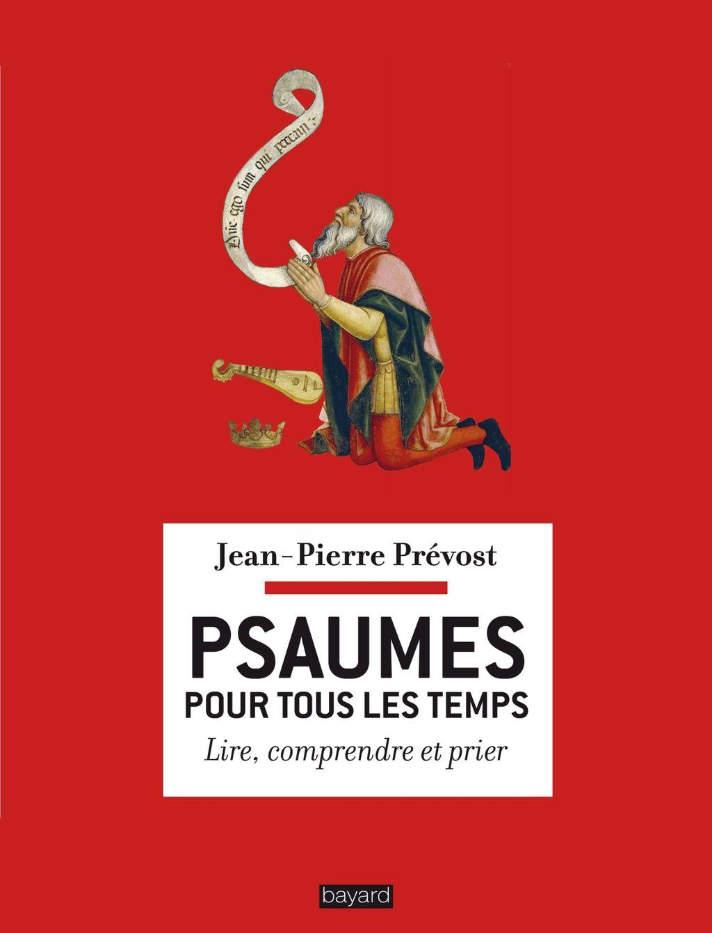 «Psaumes pour tous les temps» cover