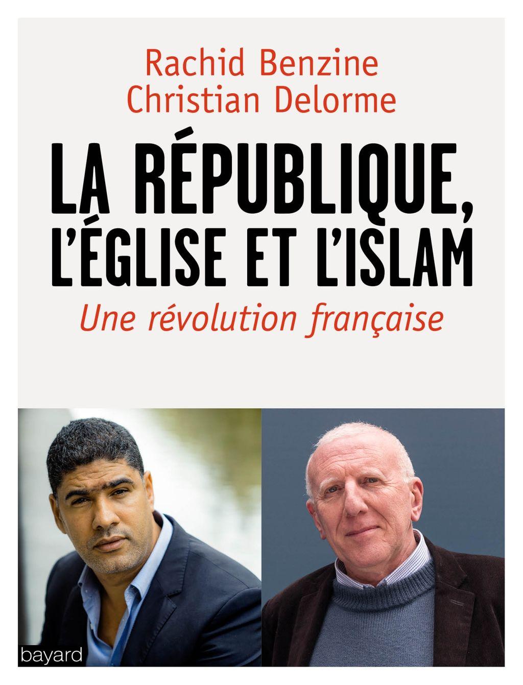 Couverture de «L'Eglise, la République, l'islam»