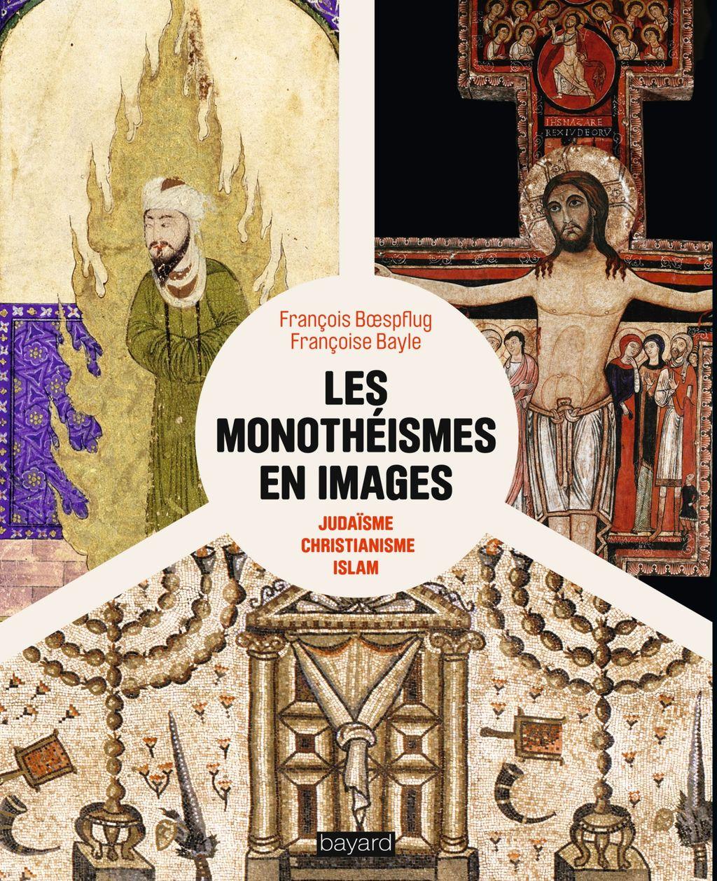 «Les monothéismes en images» cover