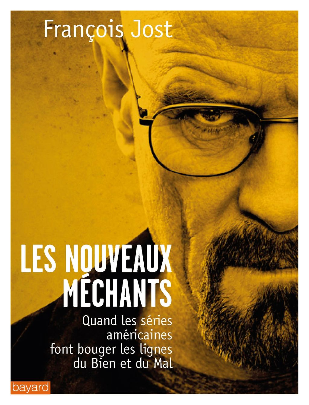 «LES NOUVEAUX MÉCHANTS» cover