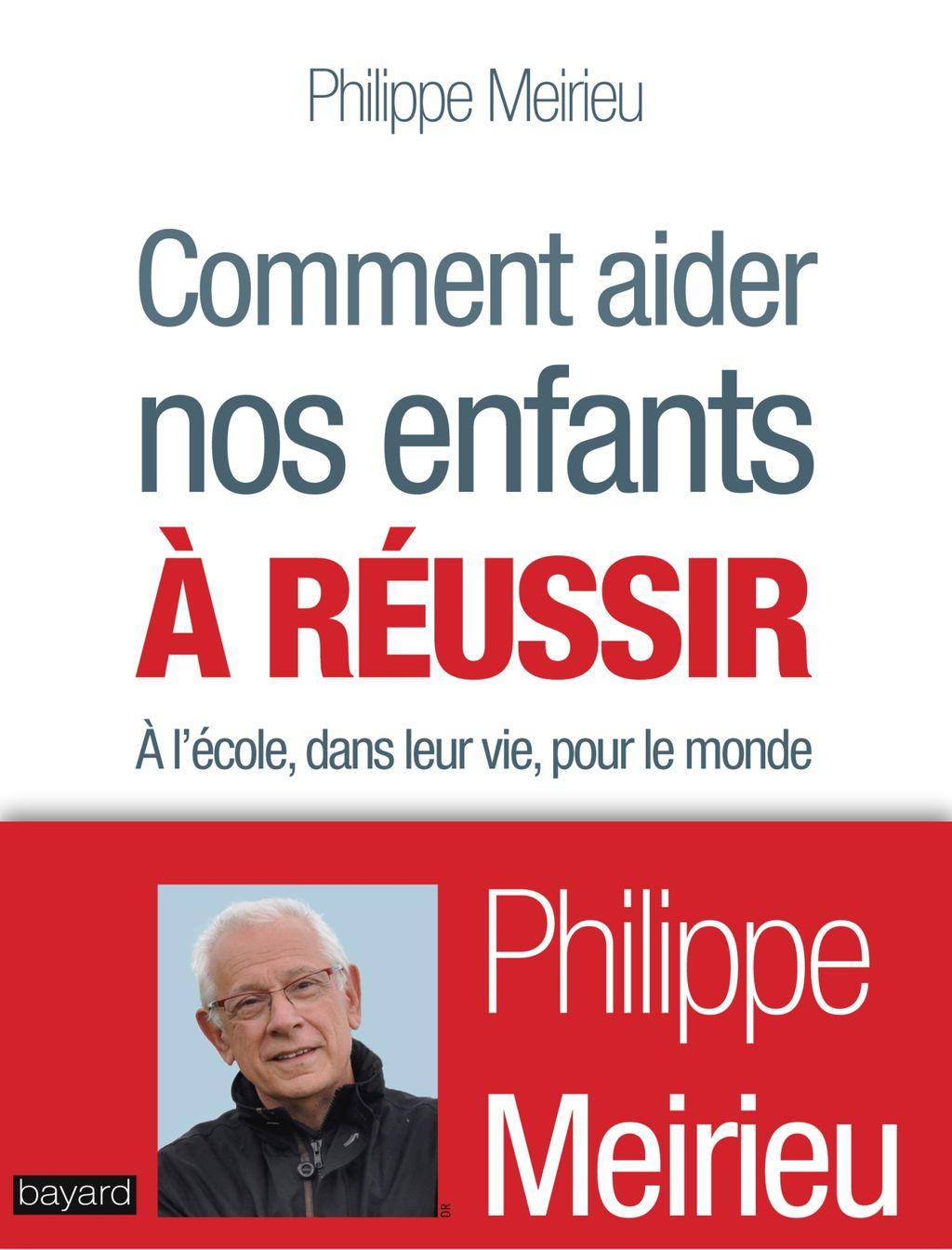 «COMMENT AIDER NOS ENFANTS À RÉUSSIR» cover