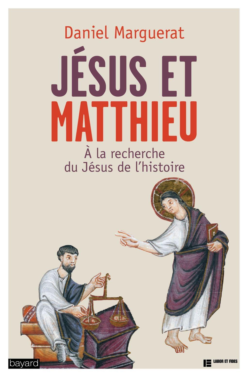 Couverture de «Jésus et Matthieu»