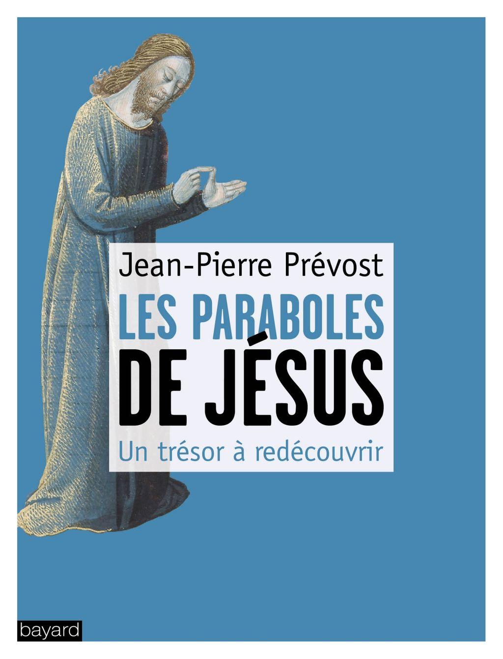 Couverture de «Les paraboles de Jésus»