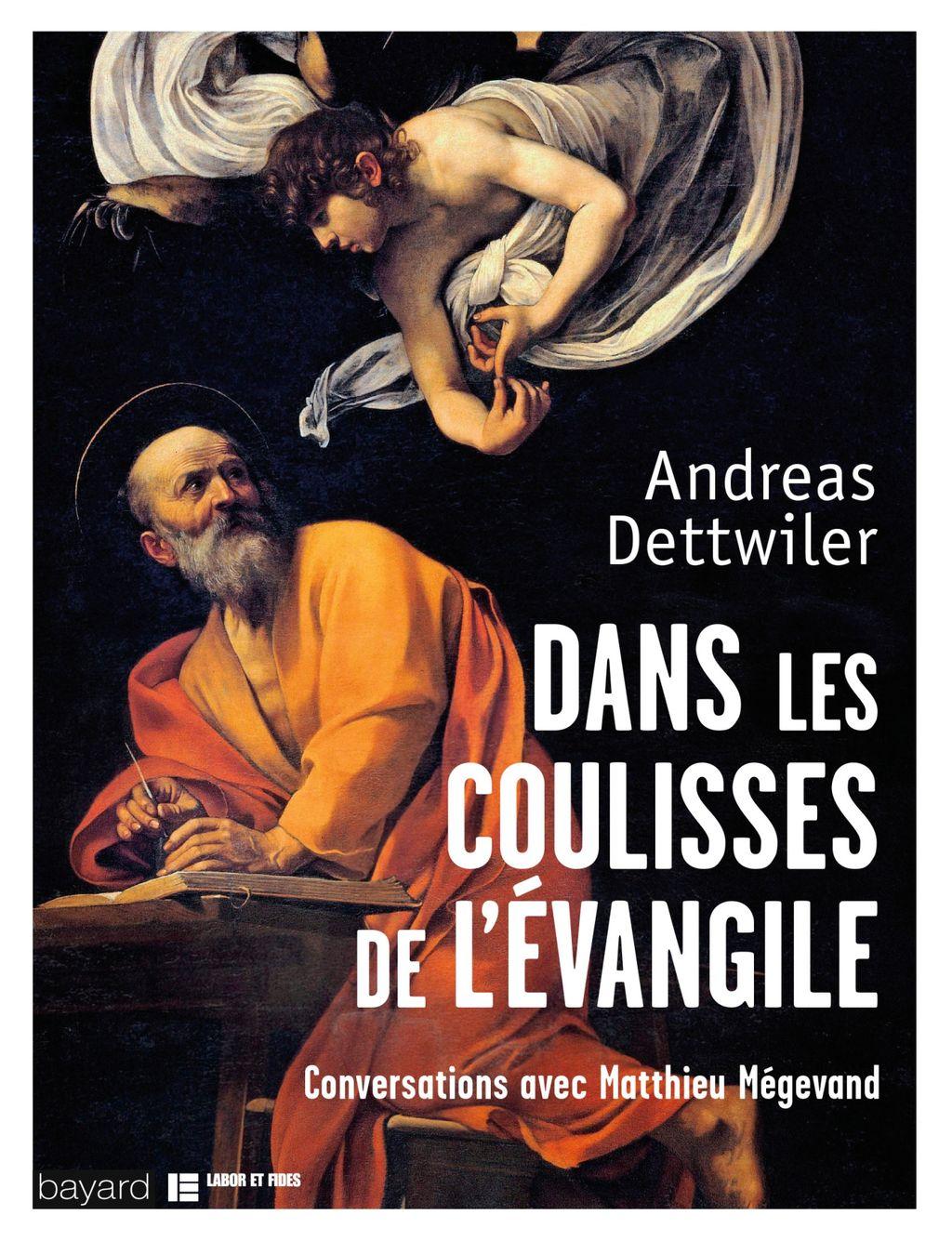 Couverture de «Dans les coulisses de l'Evangile»