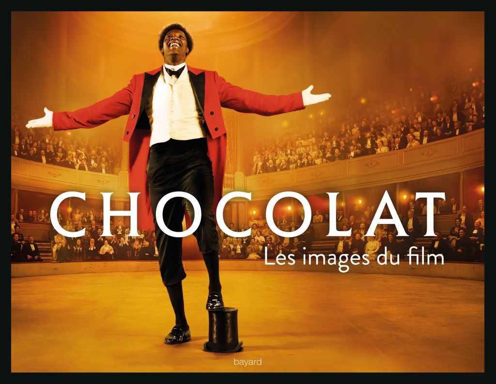 « Chocolat les images du film » cover