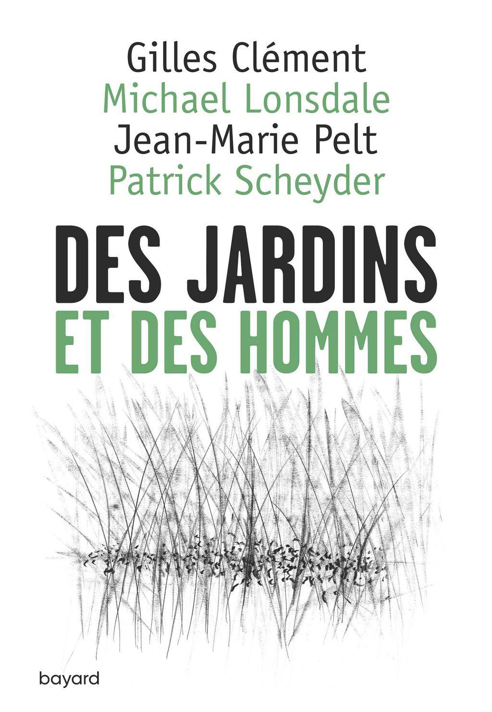 Couverture de «Des jardins et des hommes»