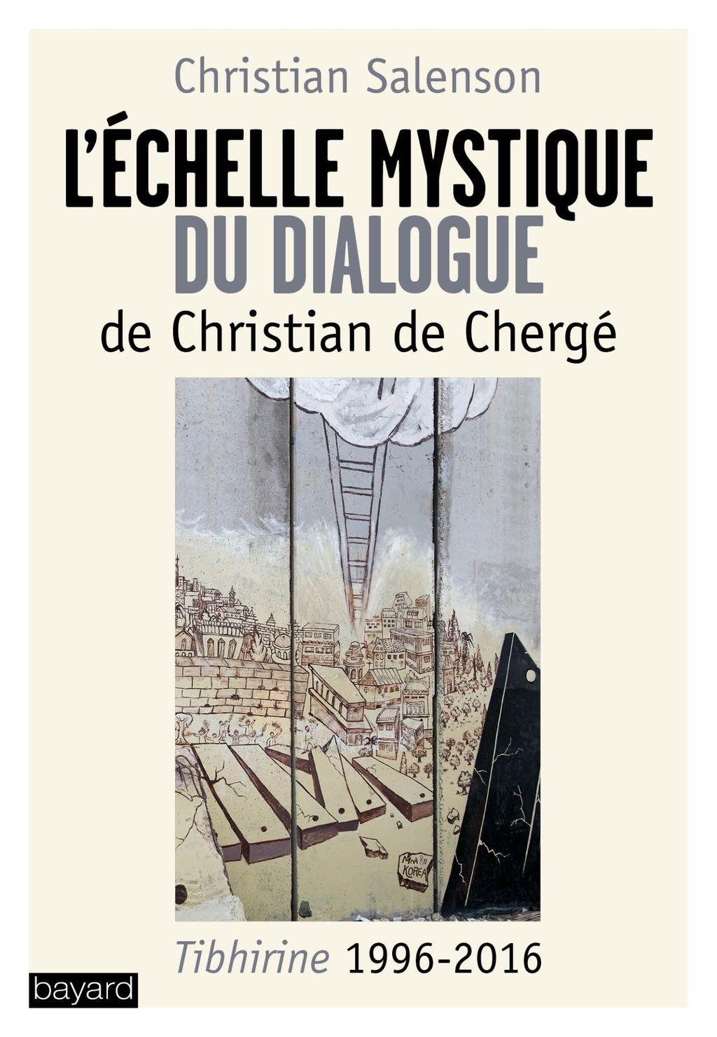 Couverture de «L'échelle mystique du dialogue»
