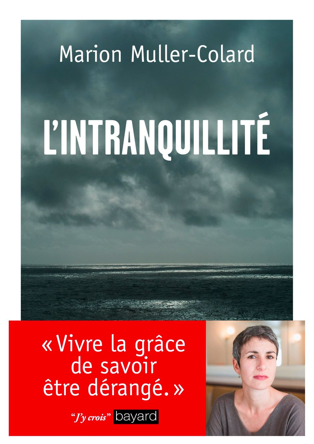 « L'intranquillité » cover