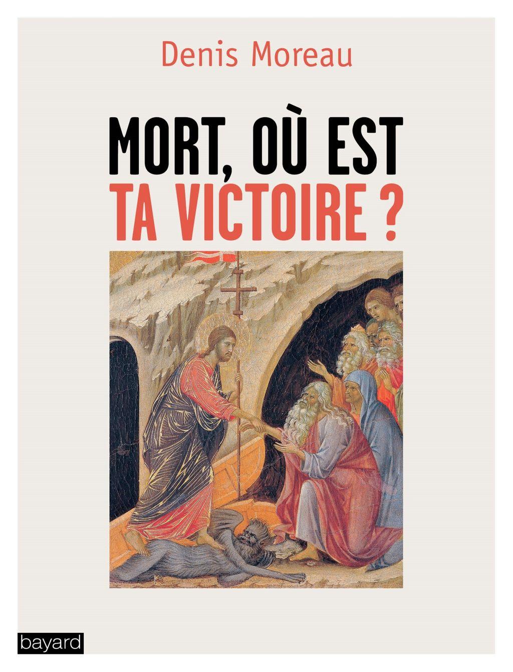 Couverture de «Mort où est ta victoire ?»