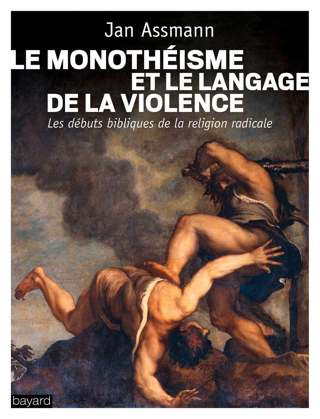 Couverture de «Le monothéisme et le langage de la violence»