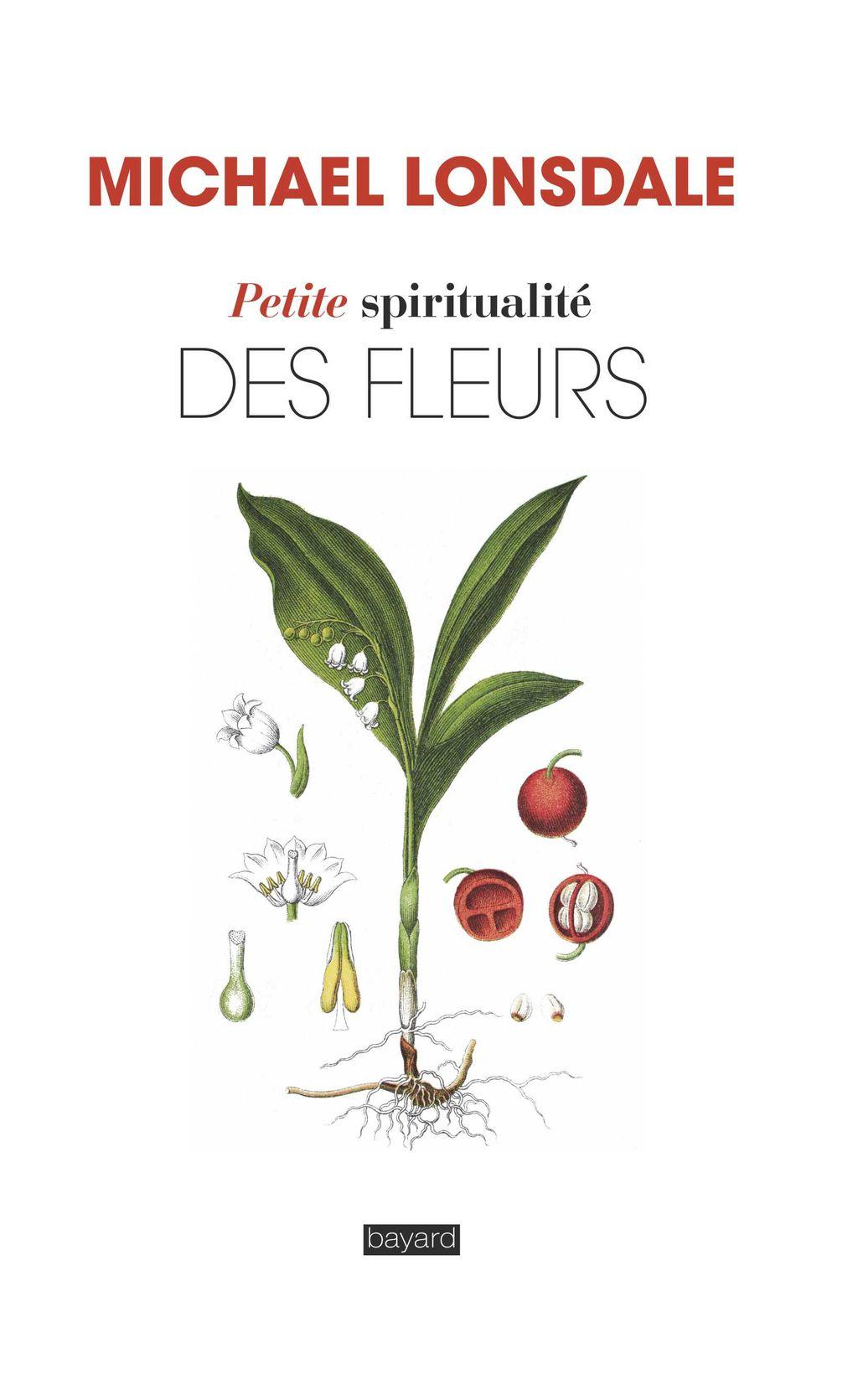 «Petite spiritualité des fleurs» cover