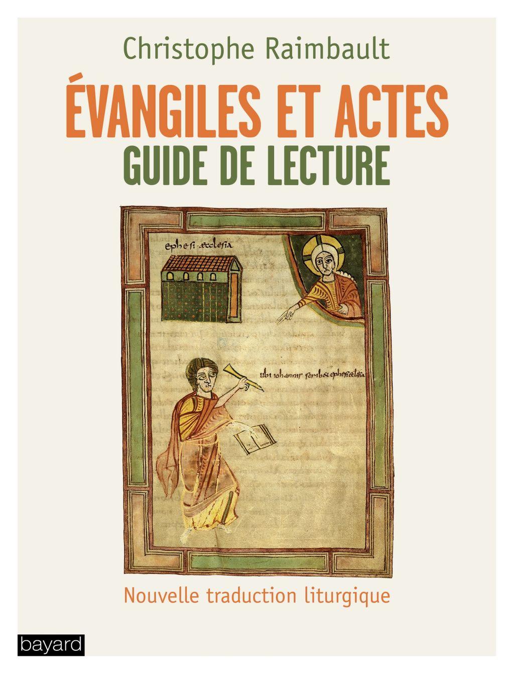 «Évangiles et Actes. Guide de lecture» cover