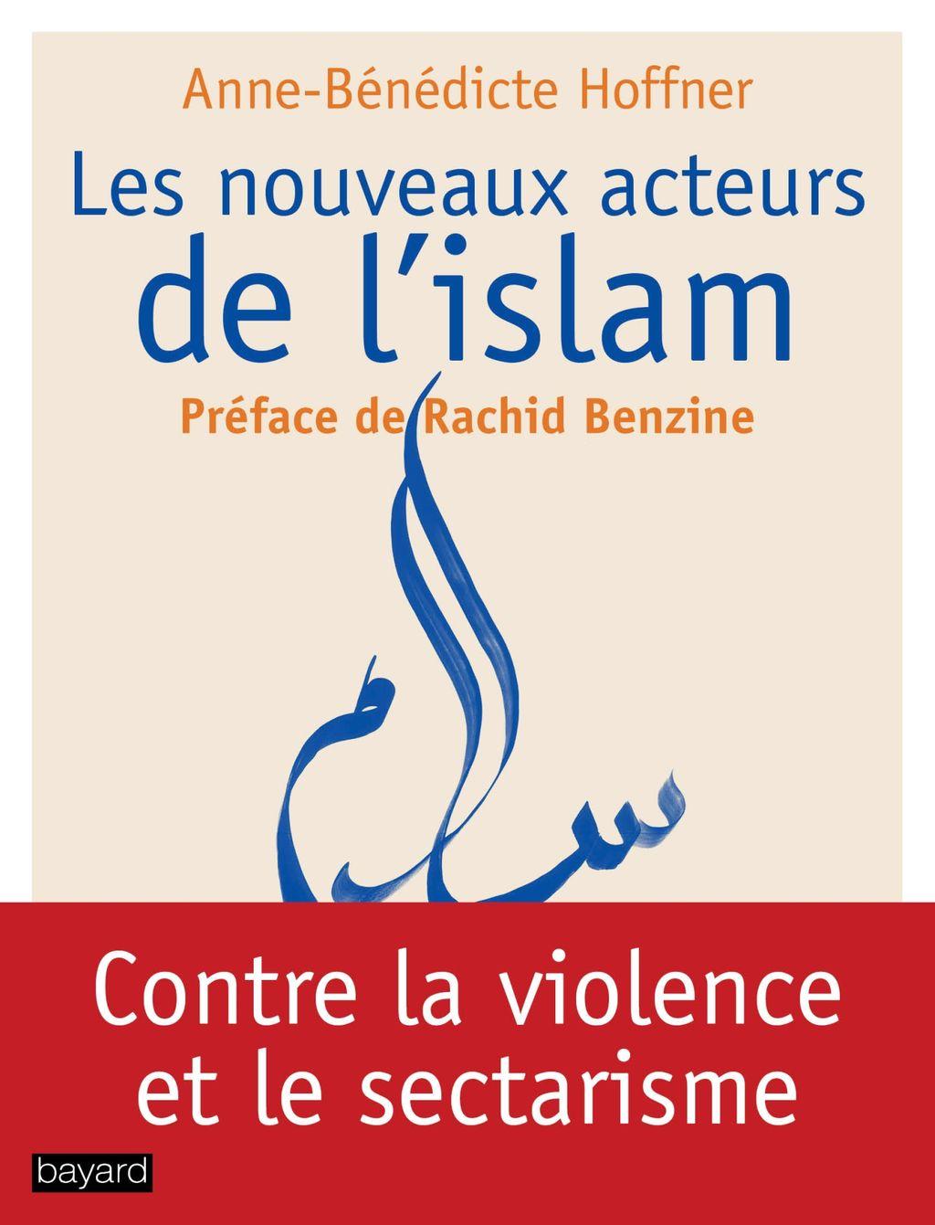 Couverture de «Les nouveaux acteurs de l'islam»