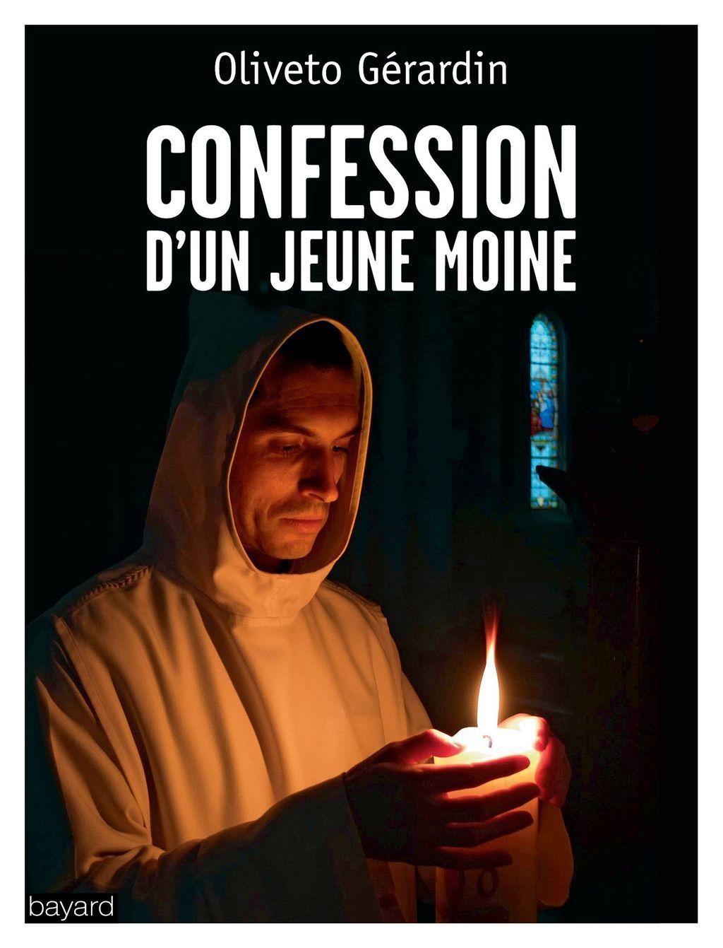 «Confession d'un jeune moine» cover