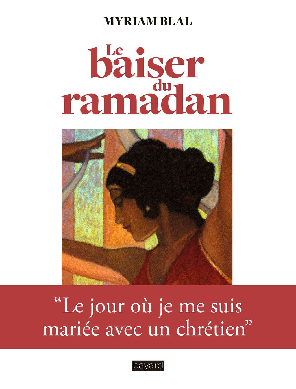 Couverture de «Le baiser du Ramadan»