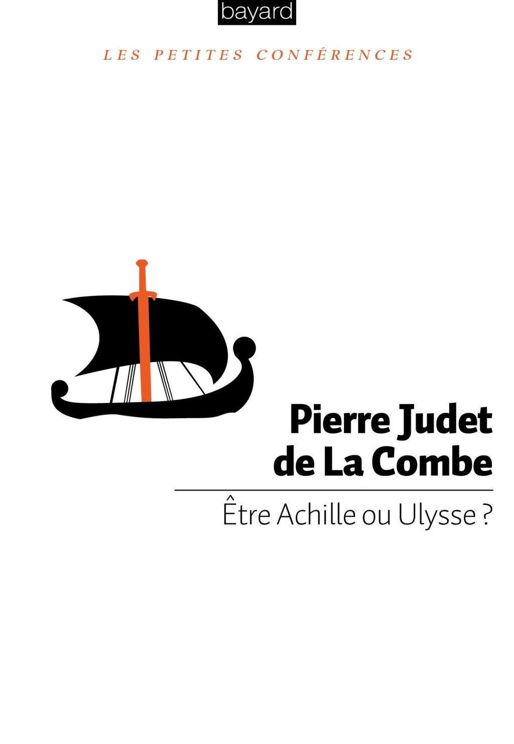 Couverture de «Etre Achille ou Ulysse ?»