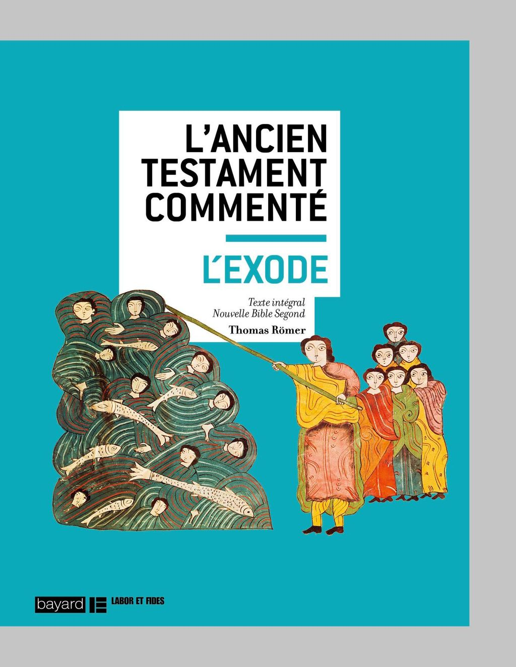 «L'Exode» cover