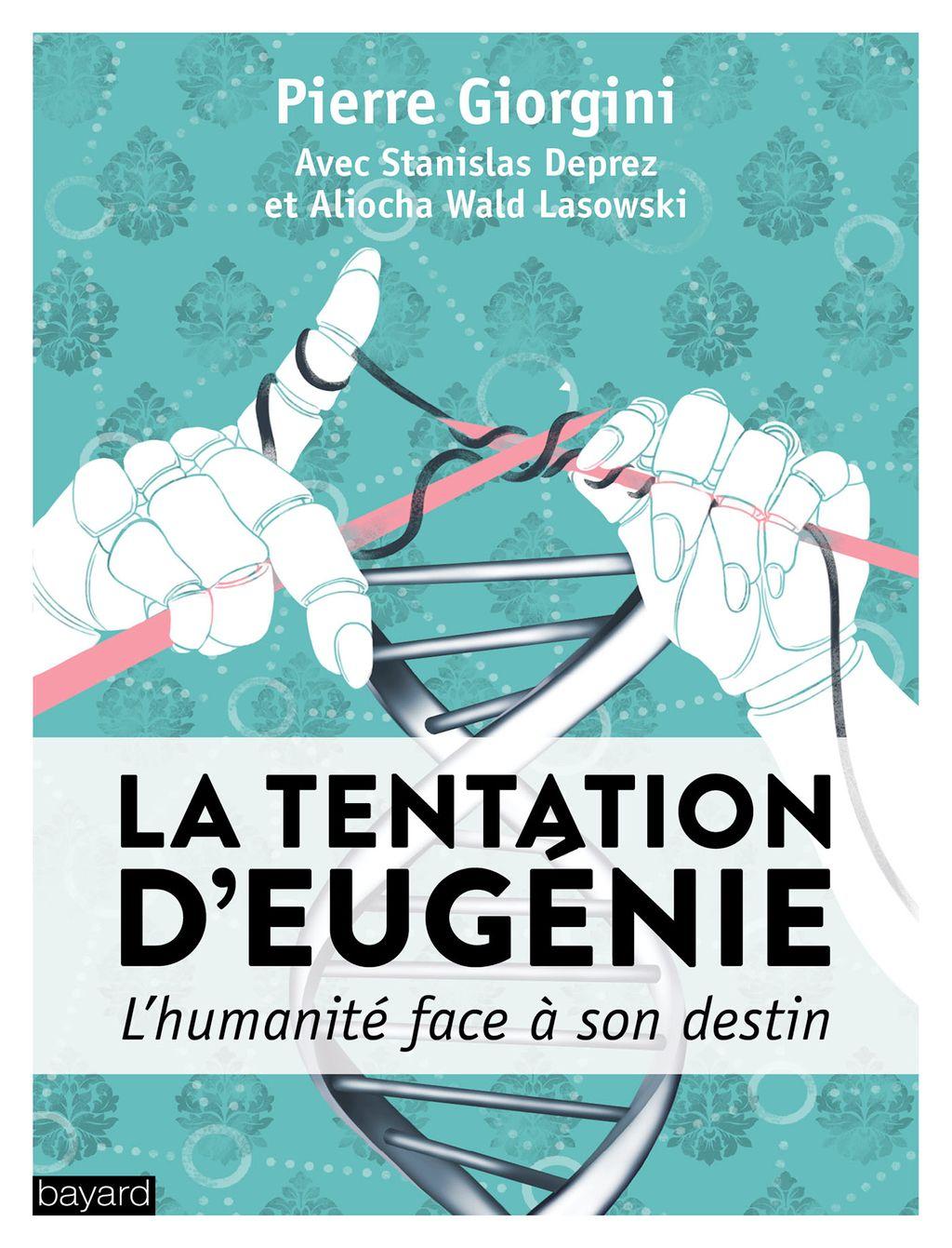Couverture de «La tentation d'Eugénie»
