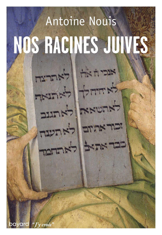 Couverture de «Nos racines juives»