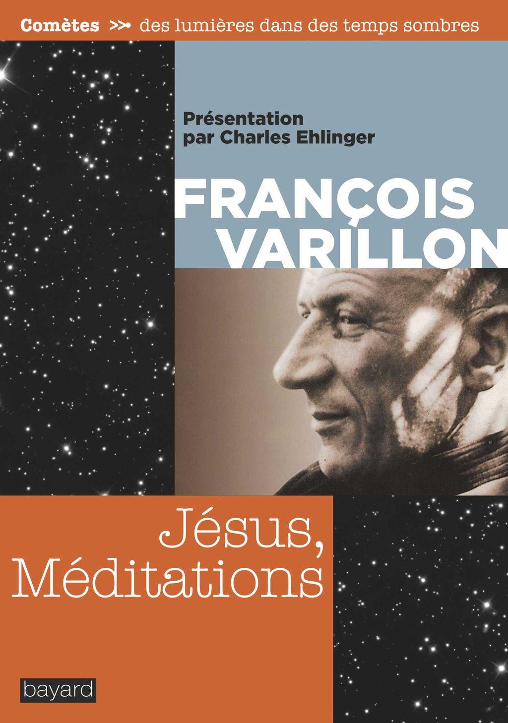 Couverture de «Jésus, méditations»