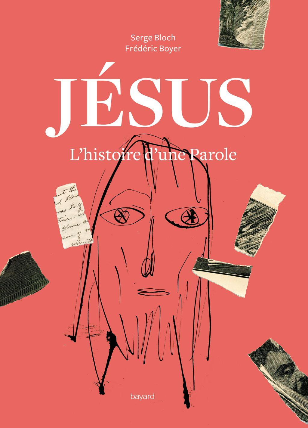 Couverture de «Jésus. L'histoire d'une Parole»