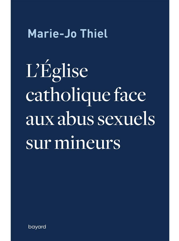 Couverture de «L'Eglise catholique face aux abus sexuels sur mineurs»