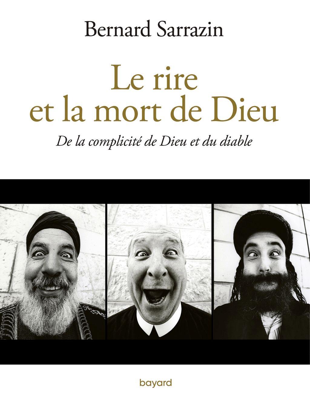 Couverture de «Le rire et la mort de Dieu»