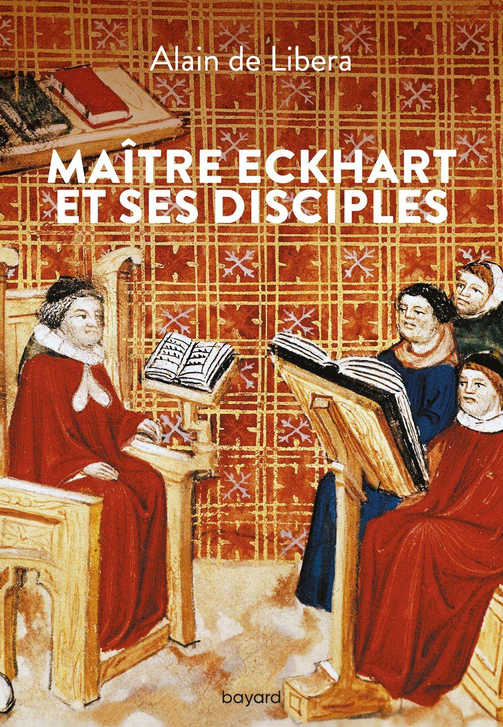 Couverture de «Maître Eckhart et ses disciples»