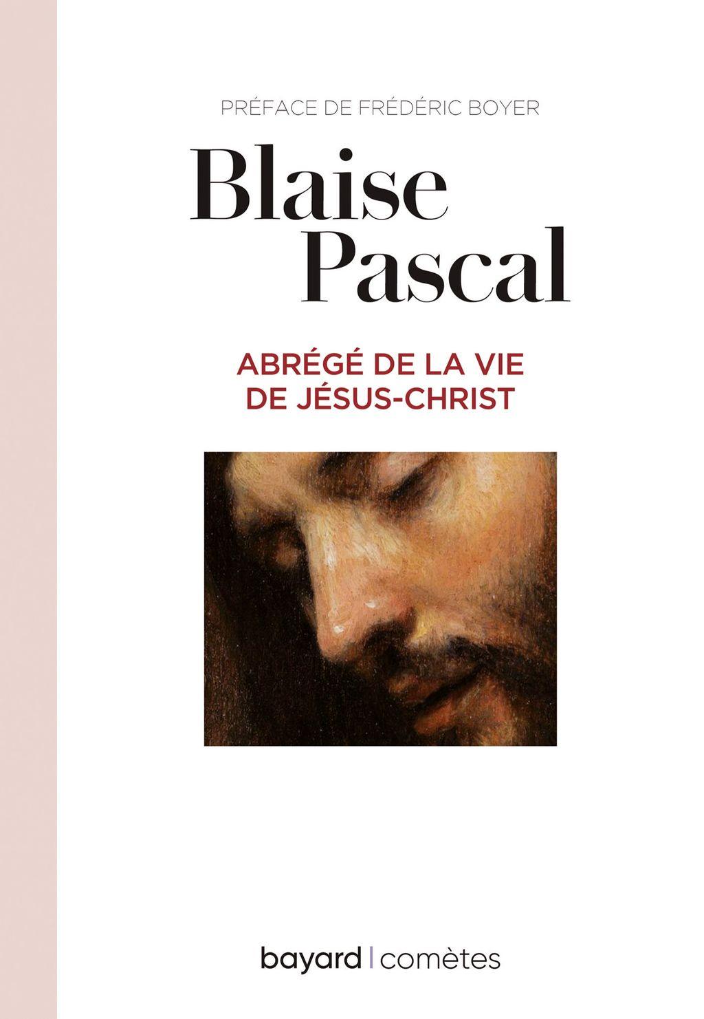 Couverture de «Abrégé de la vie de Jésus»