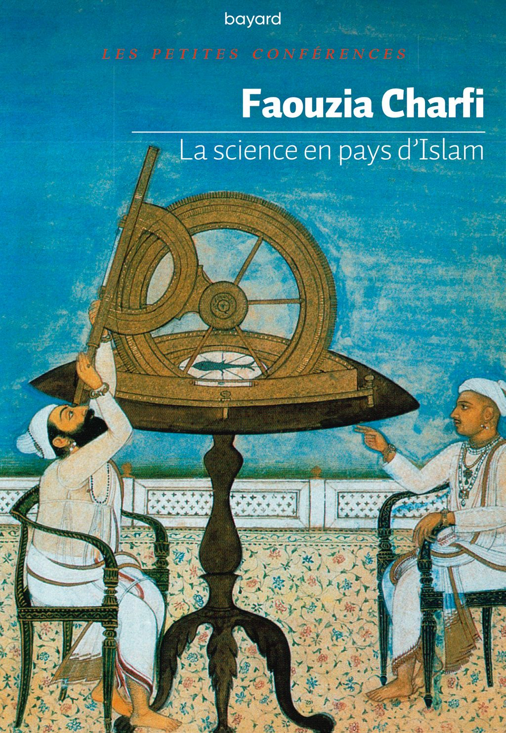 Couverture de « La science en pays d'islam »