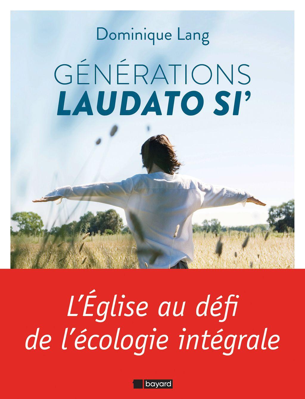 Couverture de «Générations Laudato si'»