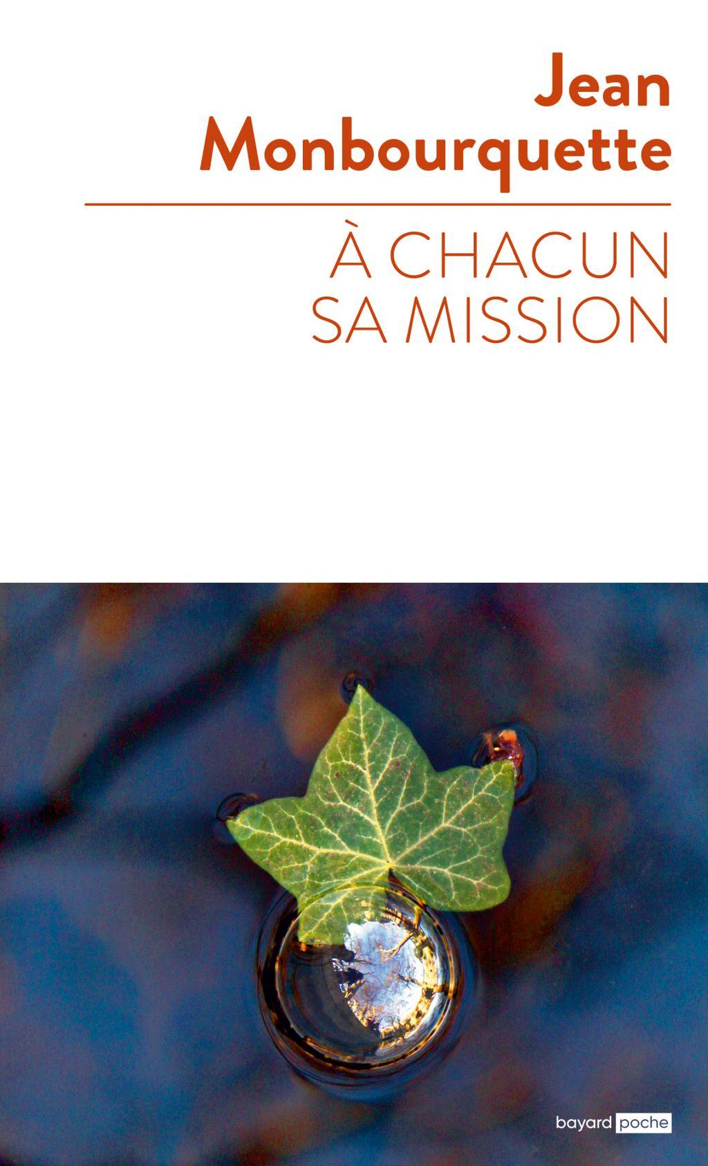 Couverture de «A chacun sa mission»