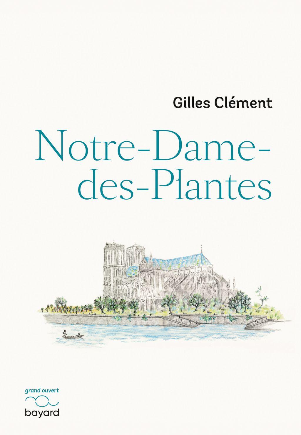 Couverture de «Notre-Dame-des-Plantes»