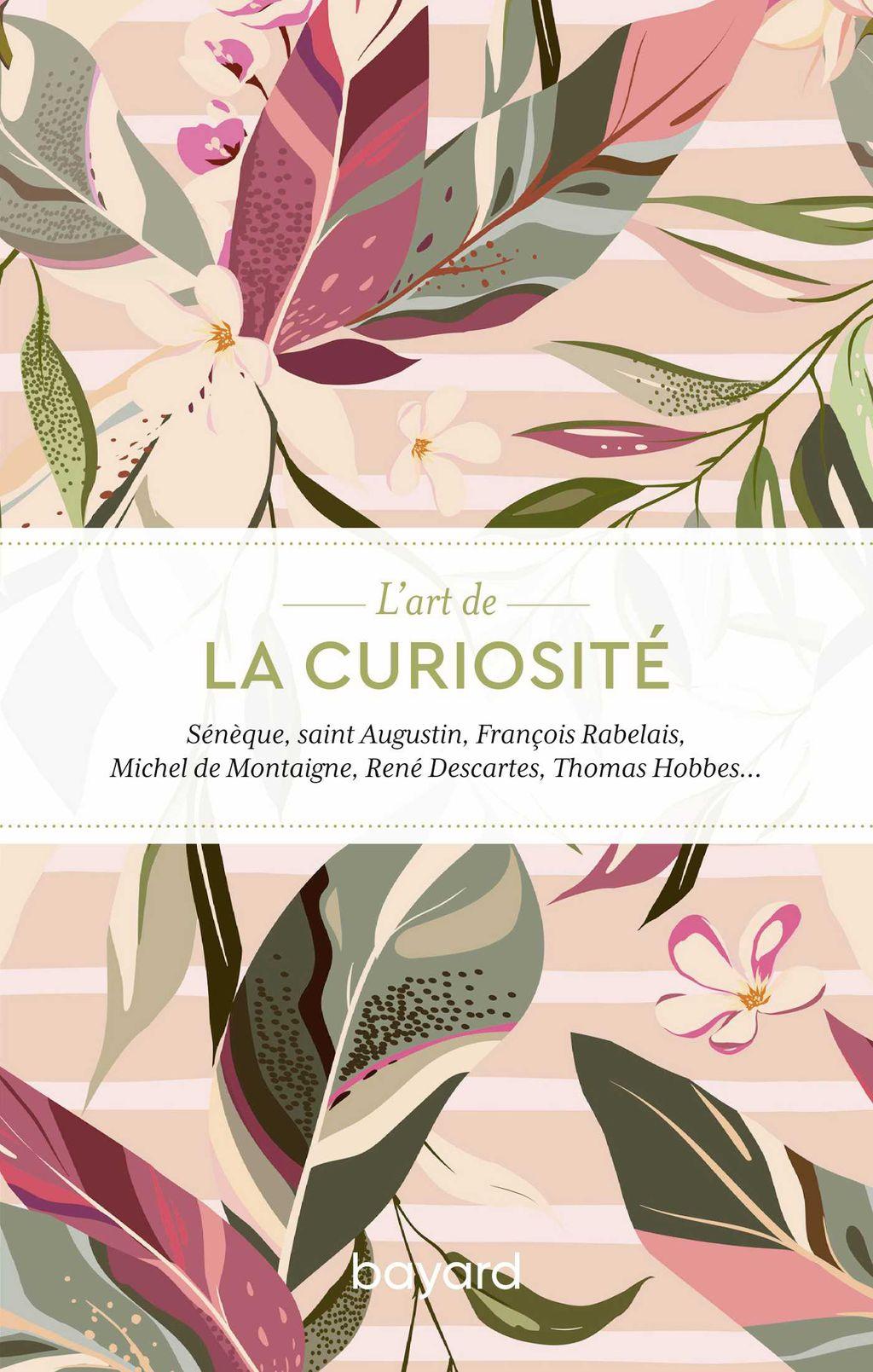 Couverture de «L'art de la curiosité»