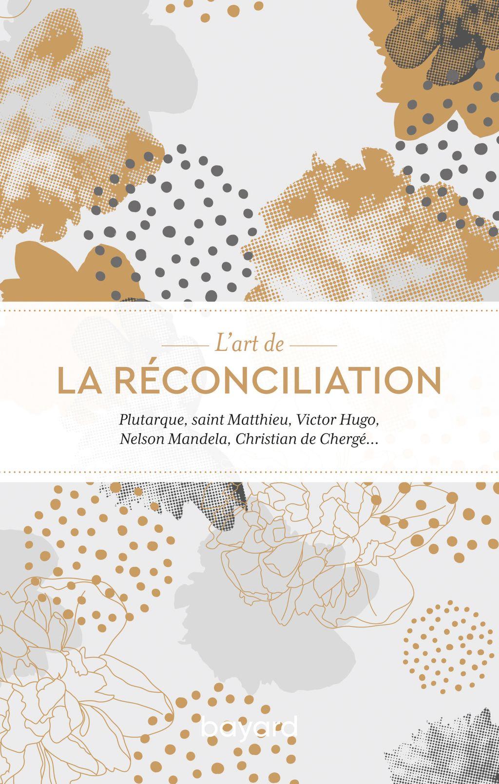 Couverture de «L'art de la réconciliation»