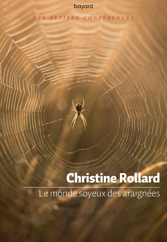 Couverture de «Le monde soyeux des araignées»