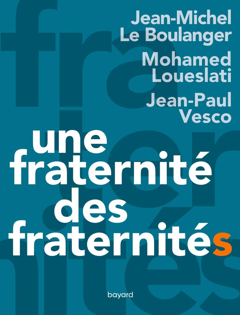 Couverture de «Une fraternité, des fraternités»