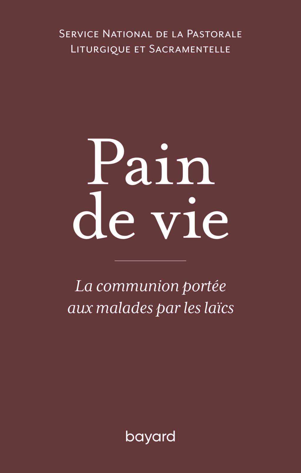 Couverture de «Pain de vie»