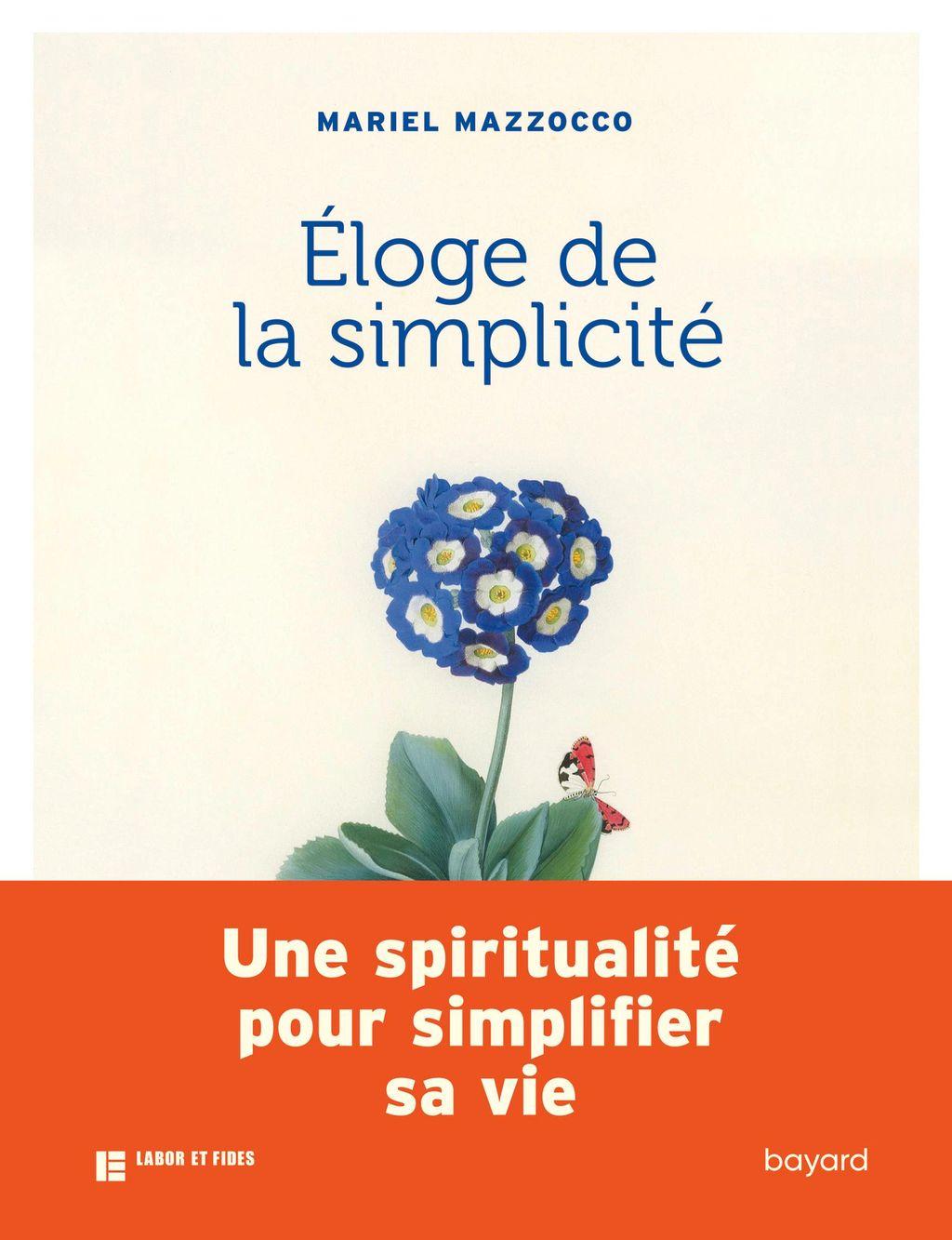 Couverture de «Eloge de la simplicité»