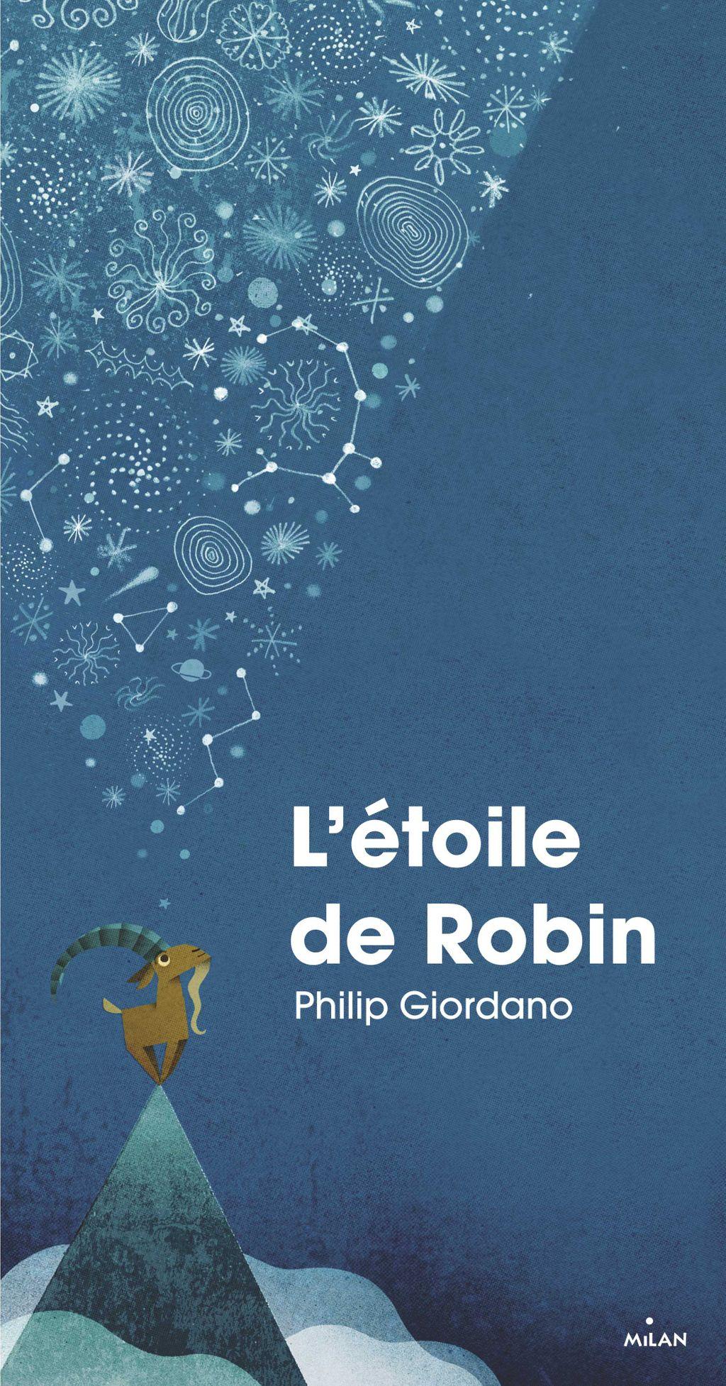 Couverture de «L'étoile de Robin»