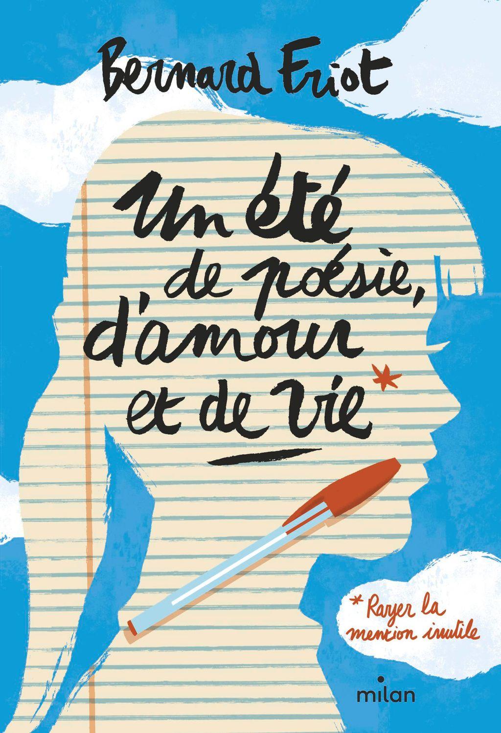 Couverture de «Un été de poésie, d'amour et de vie»